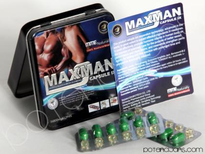 Max Man IX
