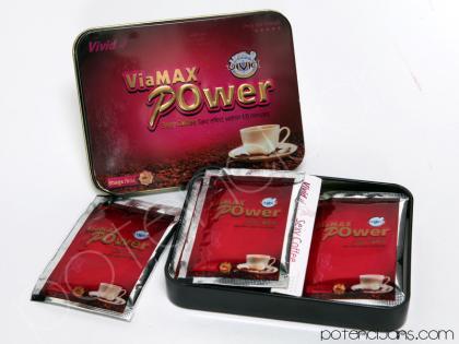 ViaMax Power Sexy Coffee Female